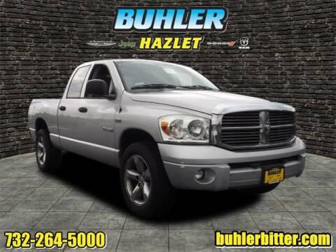 2008 Dodge Ram Pickup 1500 for sale at Buhler and Bitter Chrysler Jeep in Hazlet NJ