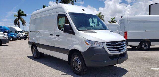 2021 Freightliner Sprinter Cargo for sale in Pompano Beach, FL