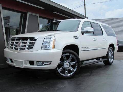 2011 Cadillac Escalade ESV for sale at Unique Motors of Tampa in Tampa FL