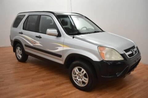 2002 Honda CR-V for sale at Paris Motors Inc in Grand Rapids MI