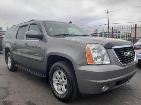 2008 GMC Yukon XL for sale at NUMBER 1 CAR COMPANY in Detroit MI