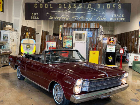 1966 Ford Galaxie for sale at Cool Classic Rides in Redmond OR