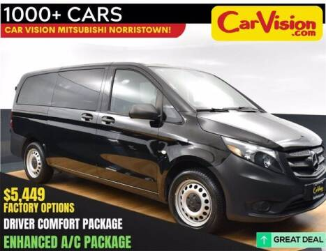 2019 Mercedes-Benz Metris for sale at Car Vision Buying Center in Norristown PA
