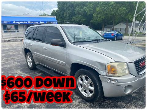 2004 GMC Envoy for sale at Augusta Motors Inc in Indianapolis IN