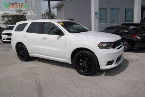 2019 Dodge Durango for sale at GATOR'S IMPORT SUPERSTORE in Melbourne FL