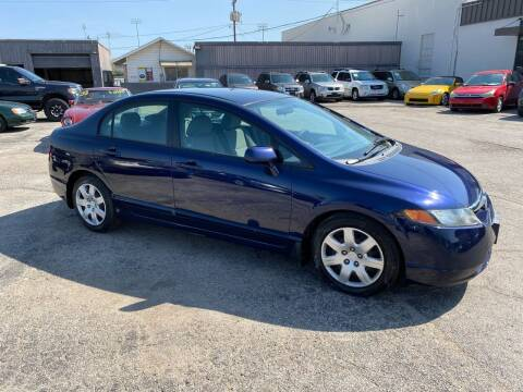 2007 Honda Civic for sale at Shooters Auto Sales in Fort Worth TX