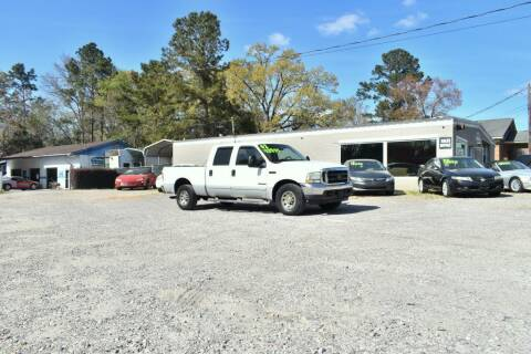 2002 Ford F-250 Super Duty for sale at Barrett Auto Sales in North Augusta SC