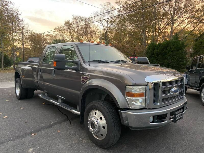 2008 Ford F-450 Super Duty for sale at Jimmy Jims Auto Sales in Tabernacle NJ