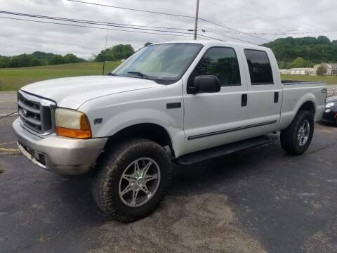 2000 Ford F-250 Super Duty for sale at G T Auto Group in Goodlettsville TN