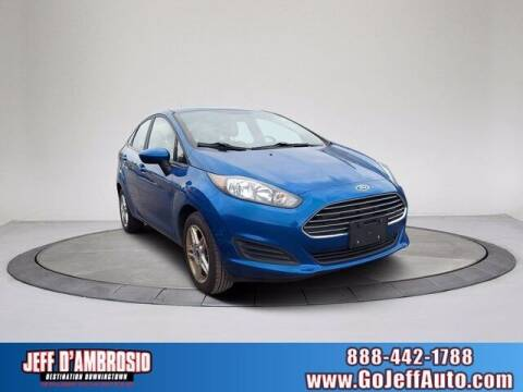 2018 Ford Fiesta for sale at Jeff D'Ambrosio Auto Group in Downingtown PA