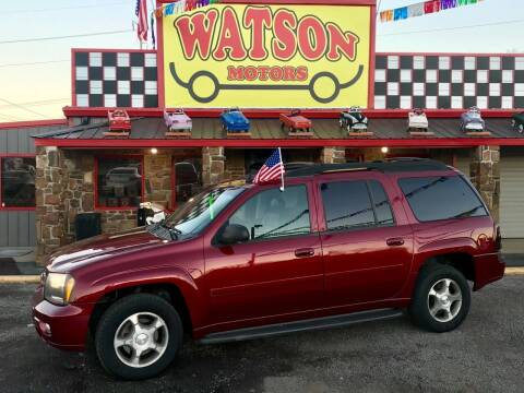 2006 Chevrolet TrailBlazer EXT for sale at Watson Motors in Poteau OK