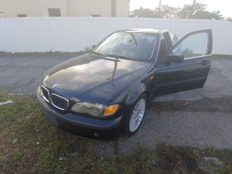 2002 BMW 3 Series for sale at Autos by Tom in Largo FL