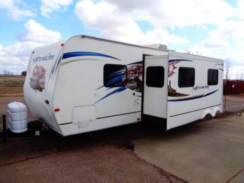 2011 SOLD SOLD SOLD Forest River Wildcat Extra Lite 29BHS for sale at Goldammer Auto in Tea SD