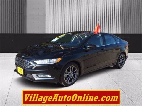 2017 Ford Fusion for sale at Village Auto in Green Bay WI