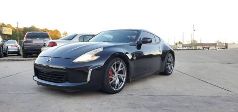 2013 Nissan 370Z for sale at WHOLESALE AUTO GROUP in Mobile AL