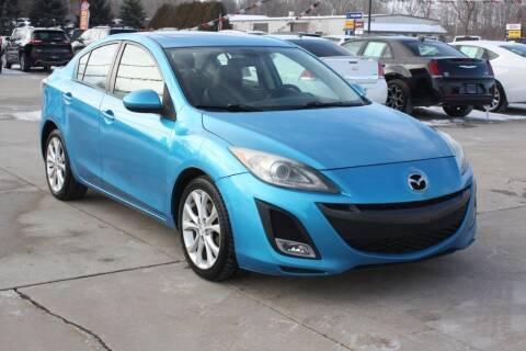 2010 Mazda MAZDA3 for sale at Sandusky Auto Sales in Sandusky MI