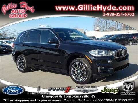 2018 BMW X5 for sale at Gillie Hyde Auto Group in Glasgow KY