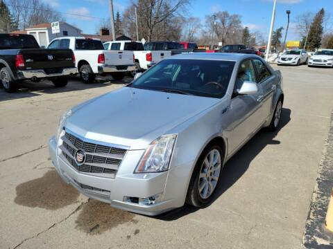 2009 Cadillac CTS for sale at Clare Auto Sales, Inc. in Clare MI