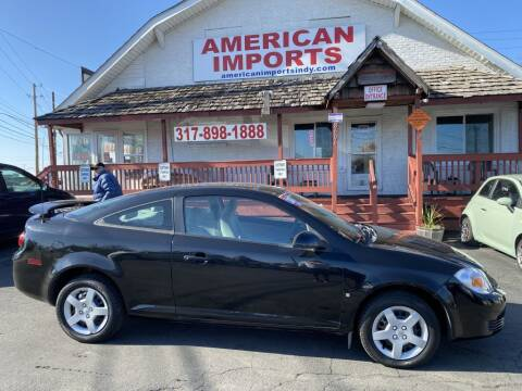 2007 Chevrolet Cobalt for sale at American Imports INC in Indianapolis IN