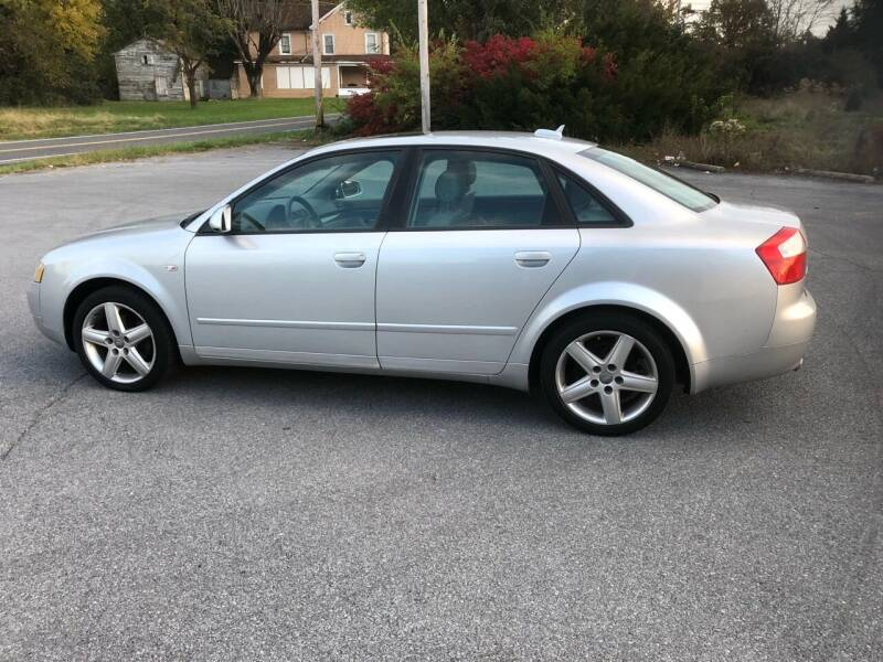 2005 Audi A4 for sale at PREMIER AUTO SALES in Martinsburg WV