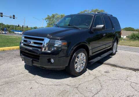 2013 Ford Expedition for sale at InstaCar LLC in Independence MO