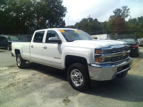2015 Chevrolet Silverado 2500HD for sale at Import Plus Auto Sales in Norcross GA