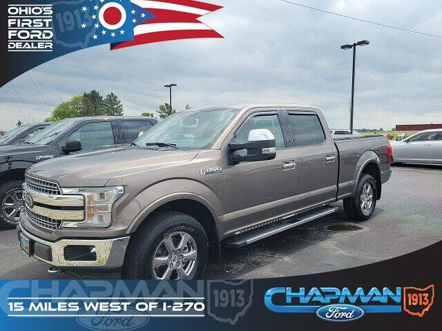 2018 Ford F-150 for sale in Marysville, OH