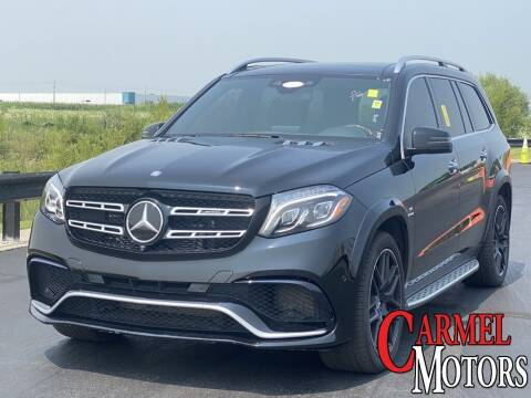 2017 Mercedes-Benz GLS for sale at Carmel Motors in Indianapolis IN