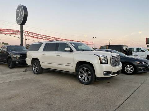 2015 GMC Yukon XL for sale at Direct Auto in D'Iberville MS
