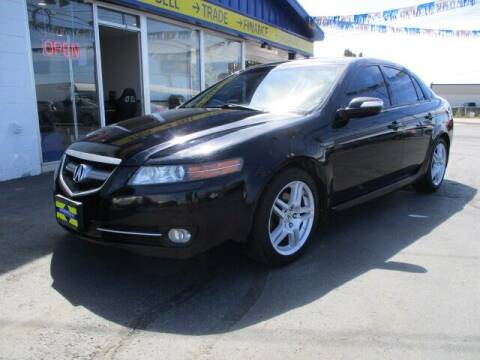 2007 Acura TL for sale at Affordable Auto Rental & Sales in Spokane Valley WA