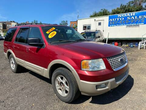2006 Ford Expedition for sale at Noah Auto Sales in Philadelphia PA