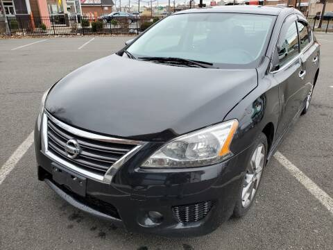 2013 Nissan Sentra for sale at MAGIC AUTO SALES - Magic Auto Prestige in South Hackensack NJ