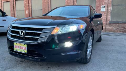 2011 Honda Accord Crosstour for sale at Rocky's Auto Sales in Worcester MA