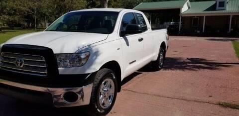 2008 Toyota Tundra for sale at Special Finance of Charleston LLC in Moncks Corner SC