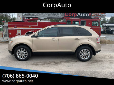 2007 Ford Edge for sale at CorpAuto in Cleveland GA