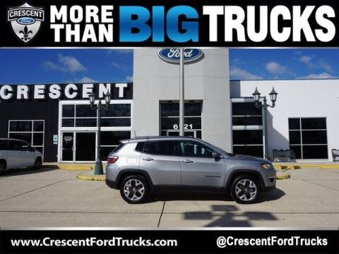 2019 Jeep Compass for sale at Crescent Ford in Harahan LA