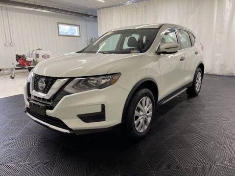 2018 Nissan Rogue for sale at Monster Motors in Michigan Center MI