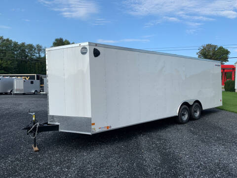 2022 Wells Cargo 8.5x24 Fast Trac Deluxe