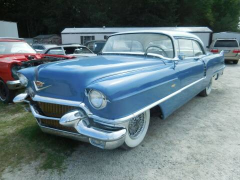 1956 Cadillac DeVille for sale at Classic Cars of South Carolina in Gray Court SC