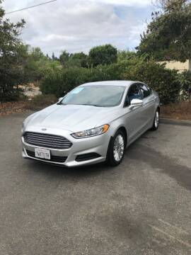 2016 Ford Fusion Hybrid for sale at North Coast Auto Group in Fallbrook CA