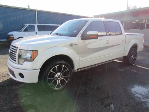 2012 Ford F-150 for sale at 101 Budget Auto Sales in Coos Bay OR