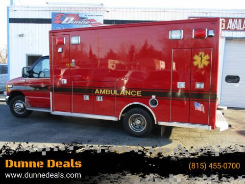 2004 Ford E-Series Chassis for sale at Dunne Deals in Crystal Lake IL