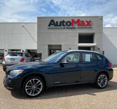 2013 BMW X1 for sale at AutoMax of Memphis in Memphis TN