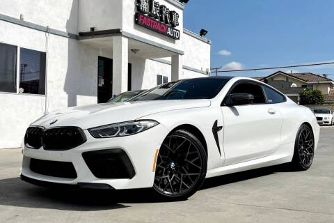 2020 BMW M8 for sale at Fastrack Auto Inc in Rosemead CA