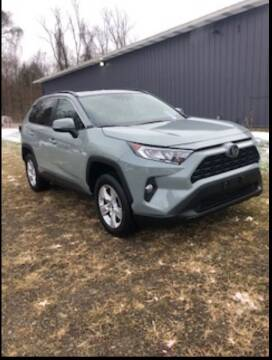 2019 Toyota RAV4 for sale at RS Motors in Falconer NY