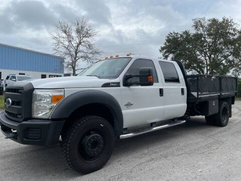 2014 Ford F-450 Super Duty for sale at Transtar Motors in Clearwater FL