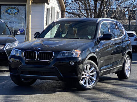 2013 BMW X3 for sale at Kugman Motors in Saint Louis MO