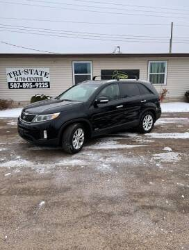2014 Kia Sorento for sale at Tri State Auto Center in La Crescent MN