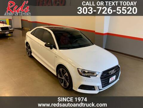 2020 Audi A3 for sale at Red's Auto and Truck in Longmont CO