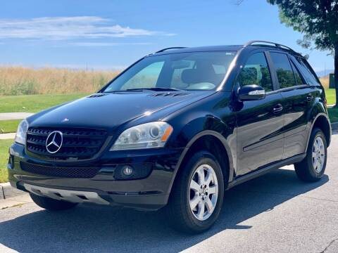 2006 Mercedes-Benz M-Class for sale at Silmi Auto Sales in Newark CA